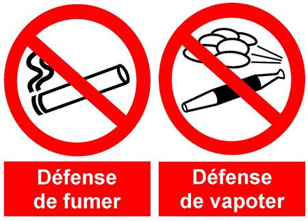 TwinLoc Bordeaux défenser de fumer dans nos voitures de location Bordeaux